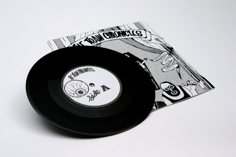 RG0005A // The Train Chronicles 7 Inch
