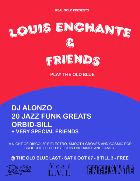 RGCOLLAB0006 // Louis Enchante And Friends
