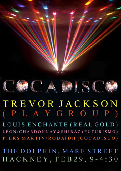 Louis Enchante at Cocadisco