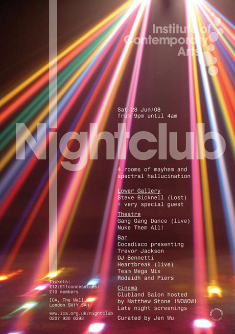 Nightclub at ICA