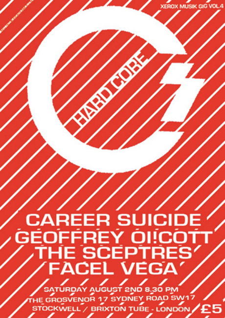 The Sceptres and Career Suicide