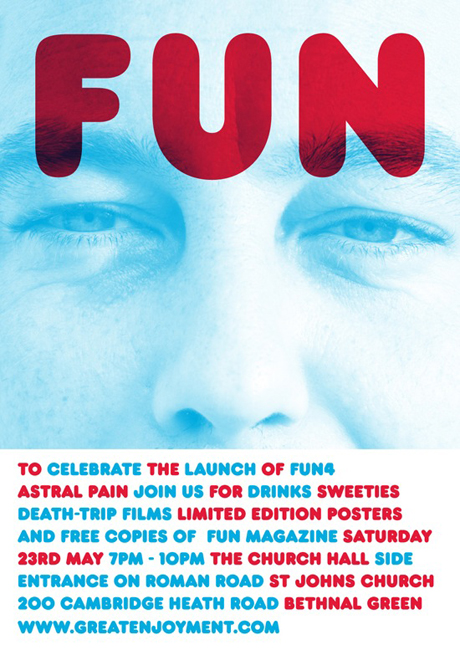 FUN Magazine Issue 4 // Launch Party 23d May