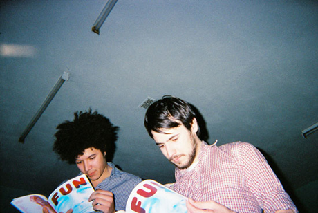 FUN Magazine Issue 4 // Launch Party Photographs
