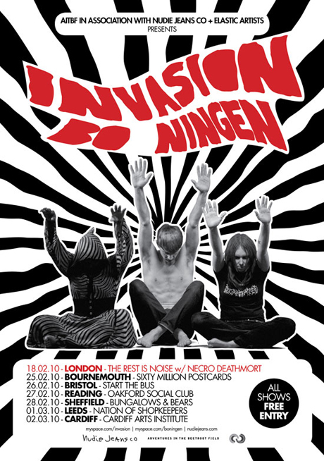 Invasion Tour