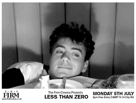 The Firm presents Less Than Zero