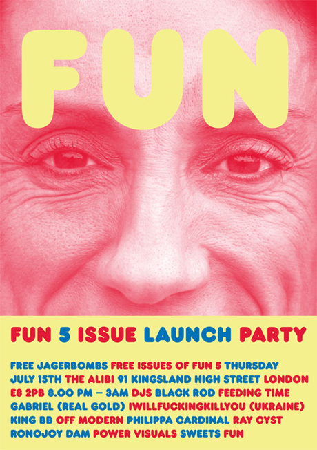FUN Magazine Issue 5 Launch