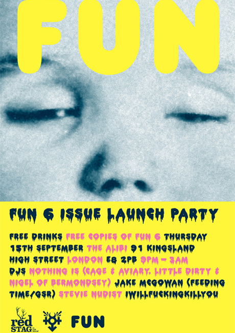 FUN Magazine Issue 6 launch