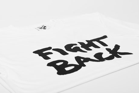 RG0014A // Fight Back Shirt