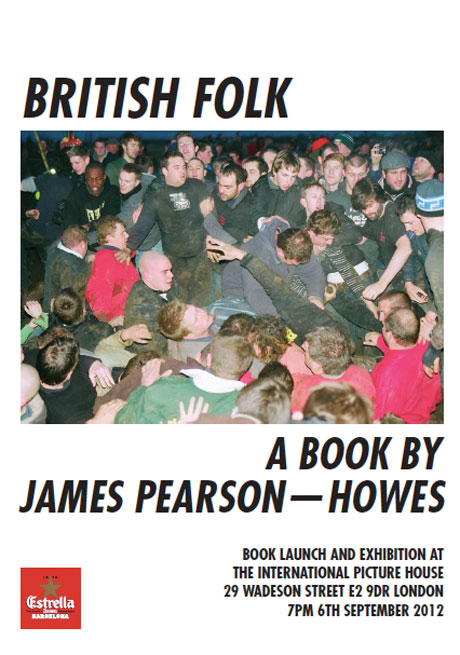 James Pearson-Howes 'British Folk Part 2'