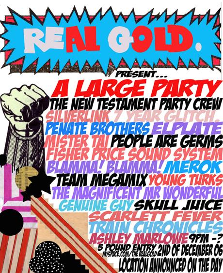 RGEVENT0001 // A Large Party
