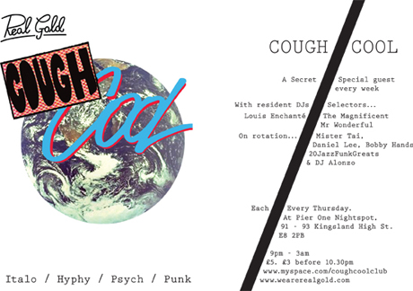 COUGH / COOL // 1