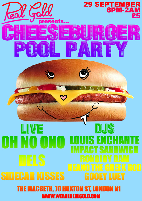 RGEVENT0006 // Cheeseburger Pool Party