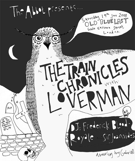 Loverman's second show