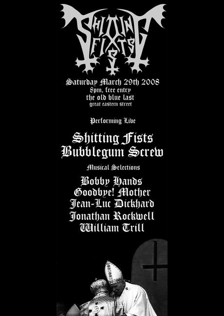 Shtting Fists festival