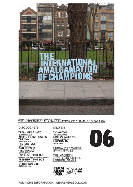THE INTERNATIONAL AMALGAMATION OF CHAMPIONS // Part 06