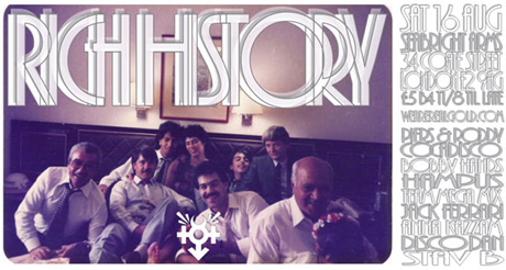 RICH HISTORY // 1