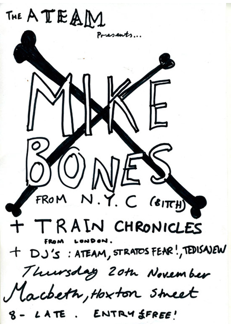 The A-Team presents Mike Bones