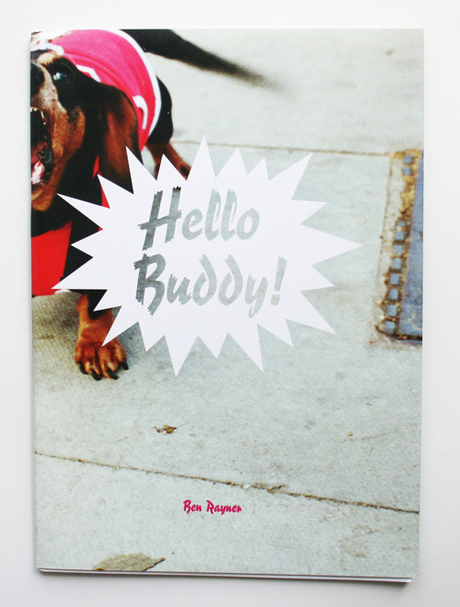 Ben Rayner 'Hello Buddy' Book