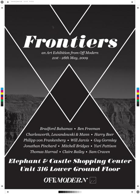 Off Modern present Frontiers