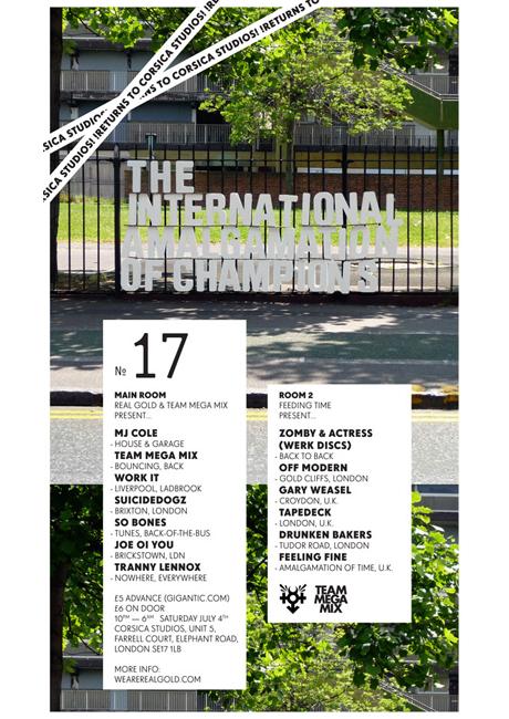THE INTERNATIONAL AMALGAMATION OF CHAMPIONS // Part 17