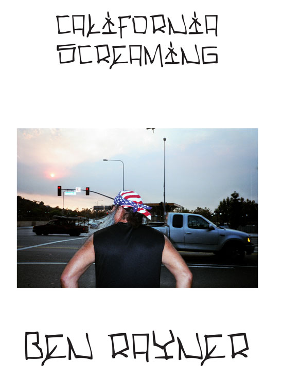 Ben Rayner presents 'California Screaming'