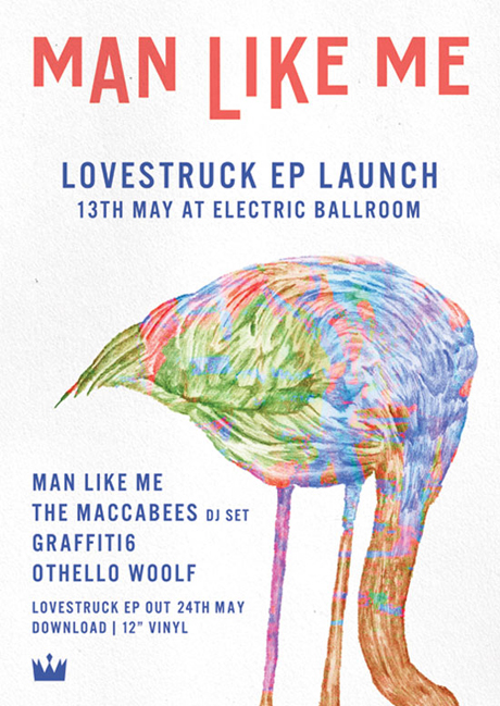 Man Like Me EP launch