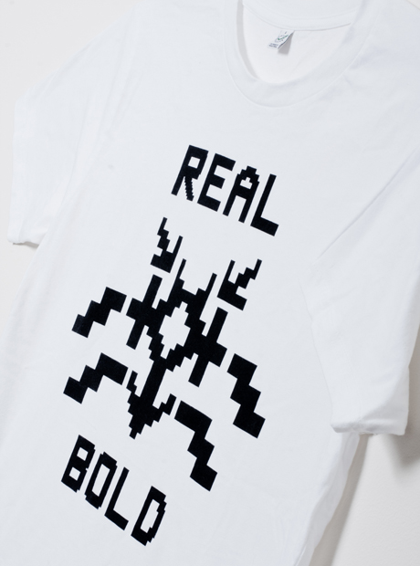 RG0012A // Real Bold Shirt