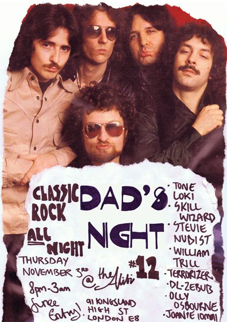 Dad's Night part 12