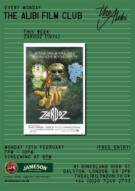 The Alibi Film Club (078)