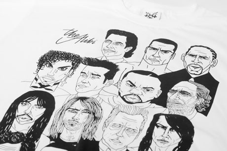 RG0013A // The Alibi Faces Shirt