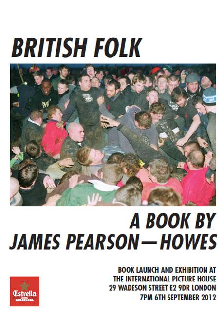 James Pearson-Howes 'British Folk Part 2'