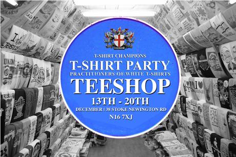 T-Shirt Party 'Teeshop'